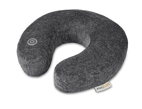e970f5fa5dc1 Medisana NM 870 Coussin de massage pour nuque (massage par vibration),  revêtement en
