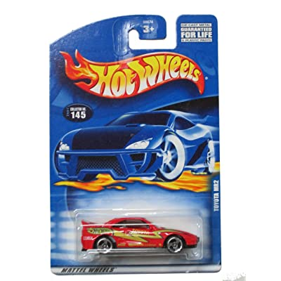 HOT WHEELS COLLECTOR NO 145 TOYOTA MR2 DIE CAST VEHICLE: Toys & Games