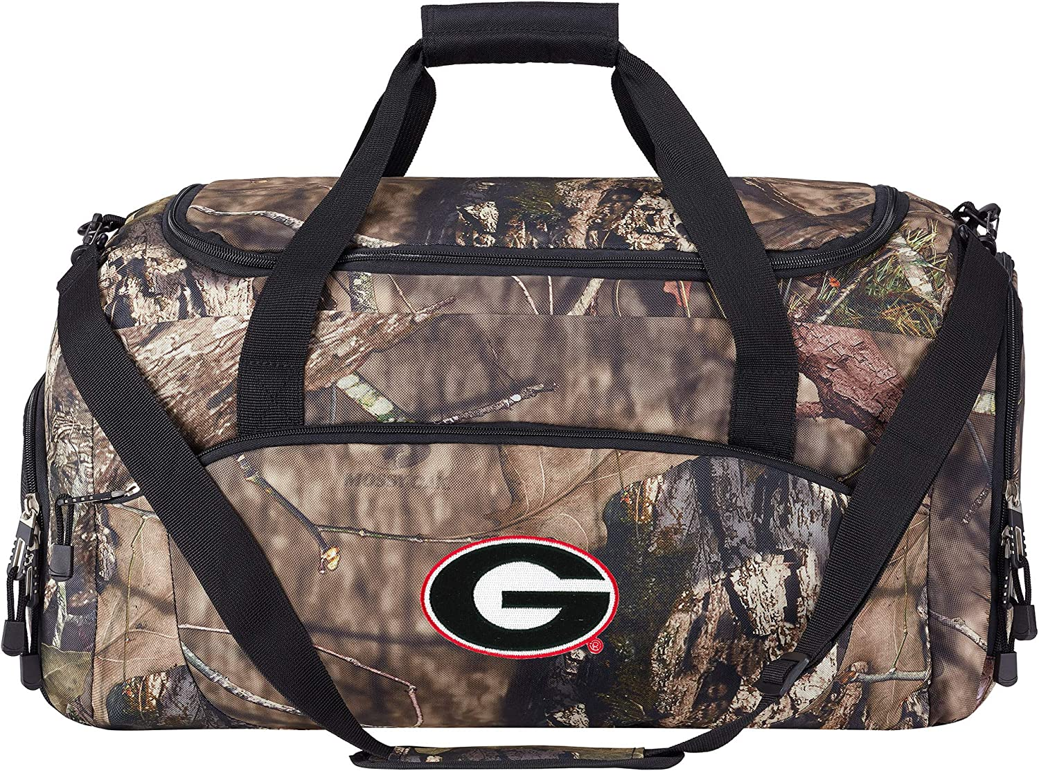 "THE NORTHWEST COMPANY Officially Licensed NCAA Basecamp Duffel, Mossy Oak, 20"" x 11"" x 12.5"""