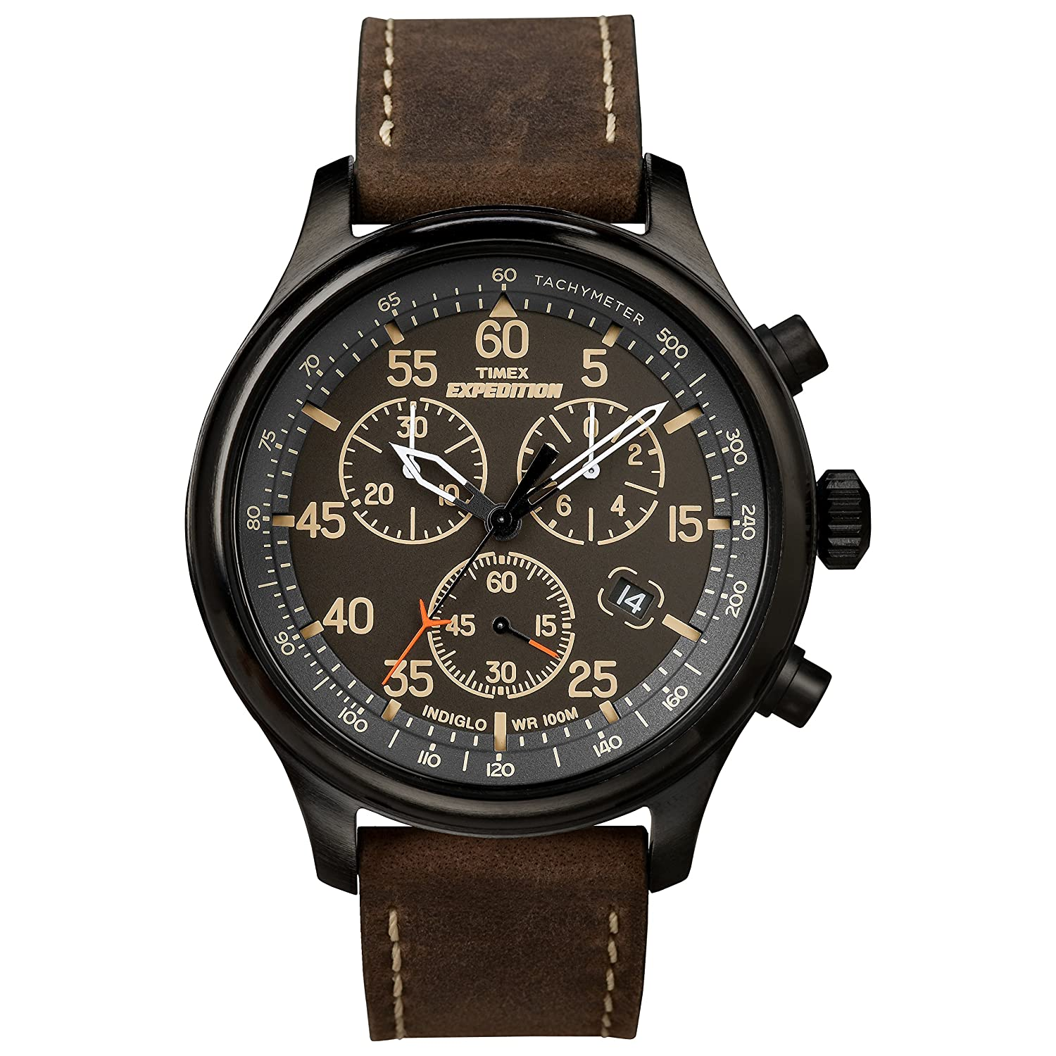 6f0638620c1 Timex Men s Expedition Field Chronograph Watch  Timex  Amazon.co.uk  Watches