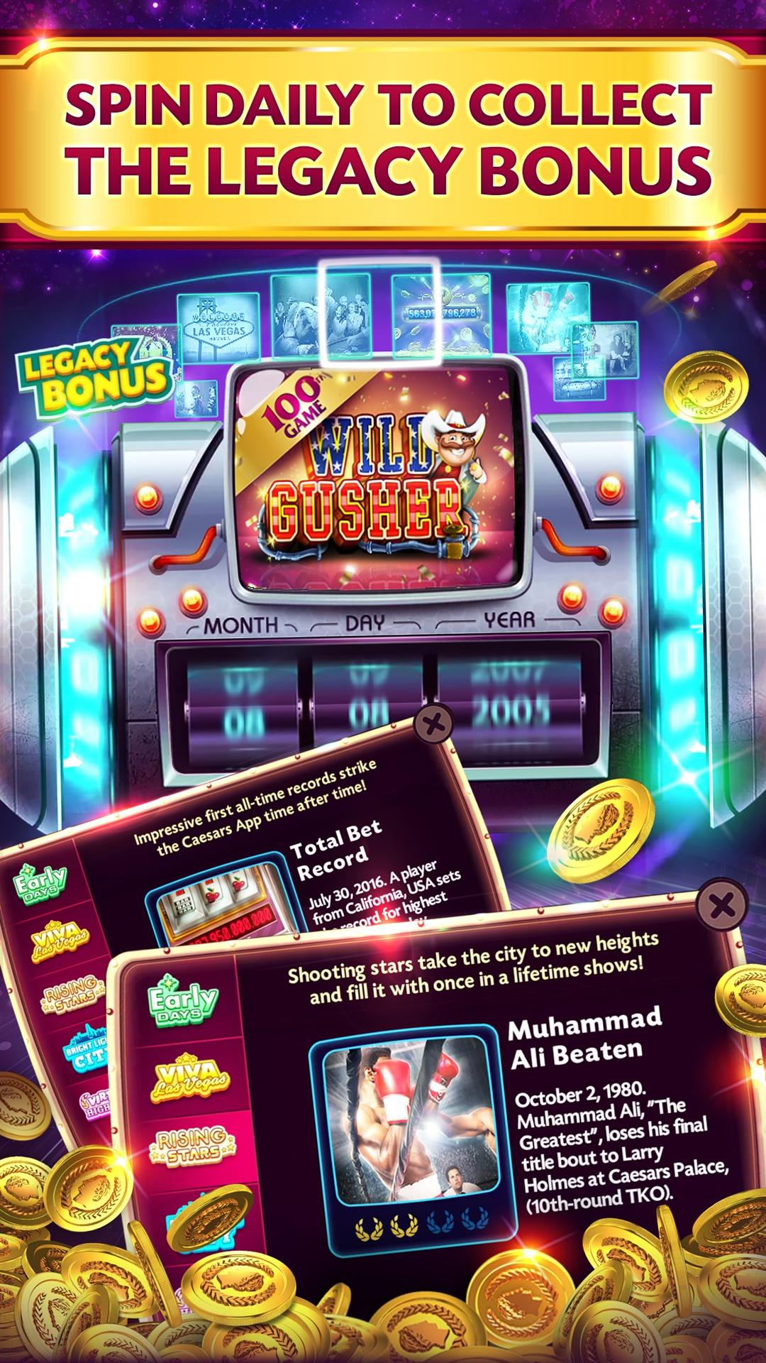 caesars slots casino - 2
