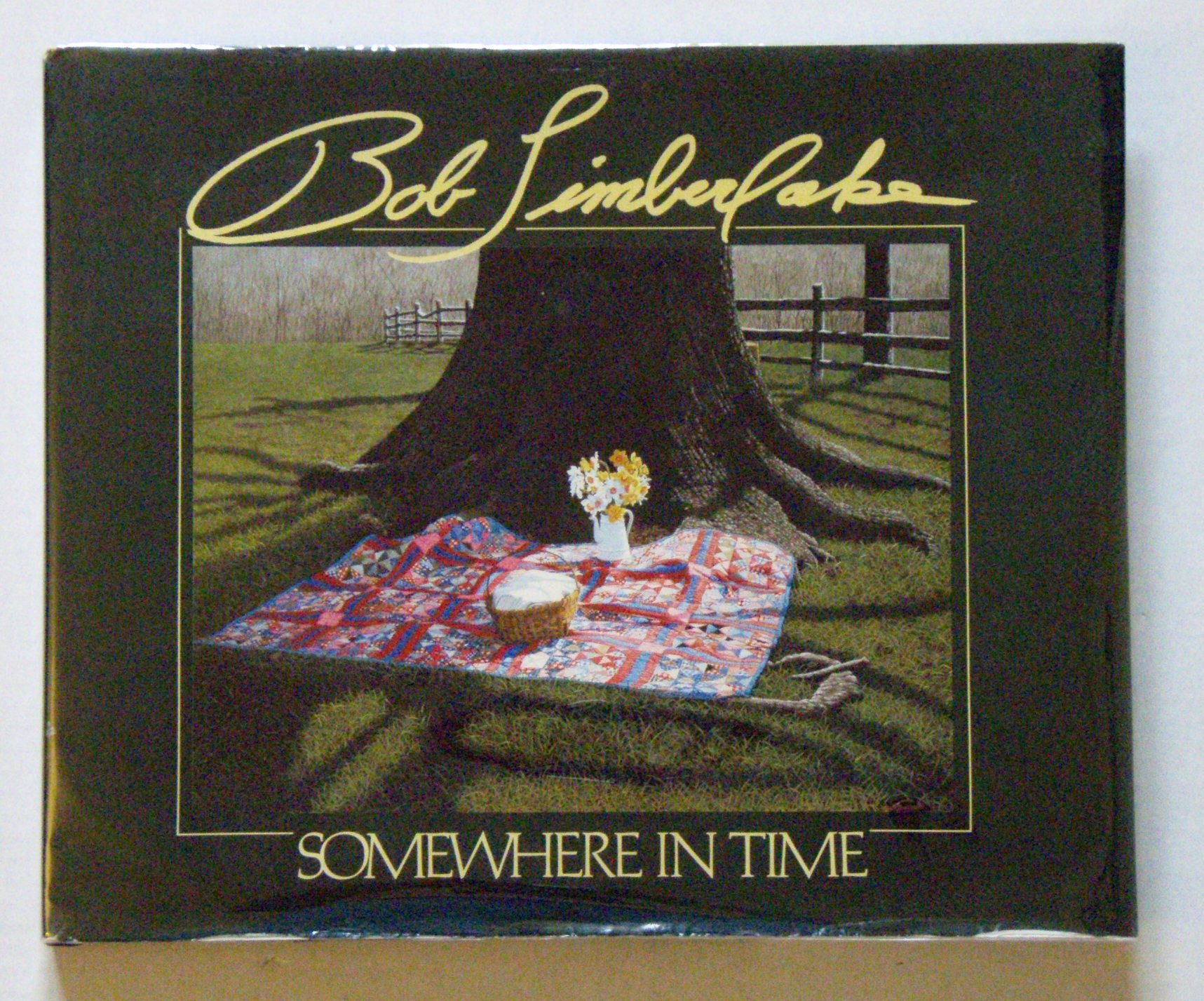 Somewhere in Time Paintings and mentary Bob Timberlake