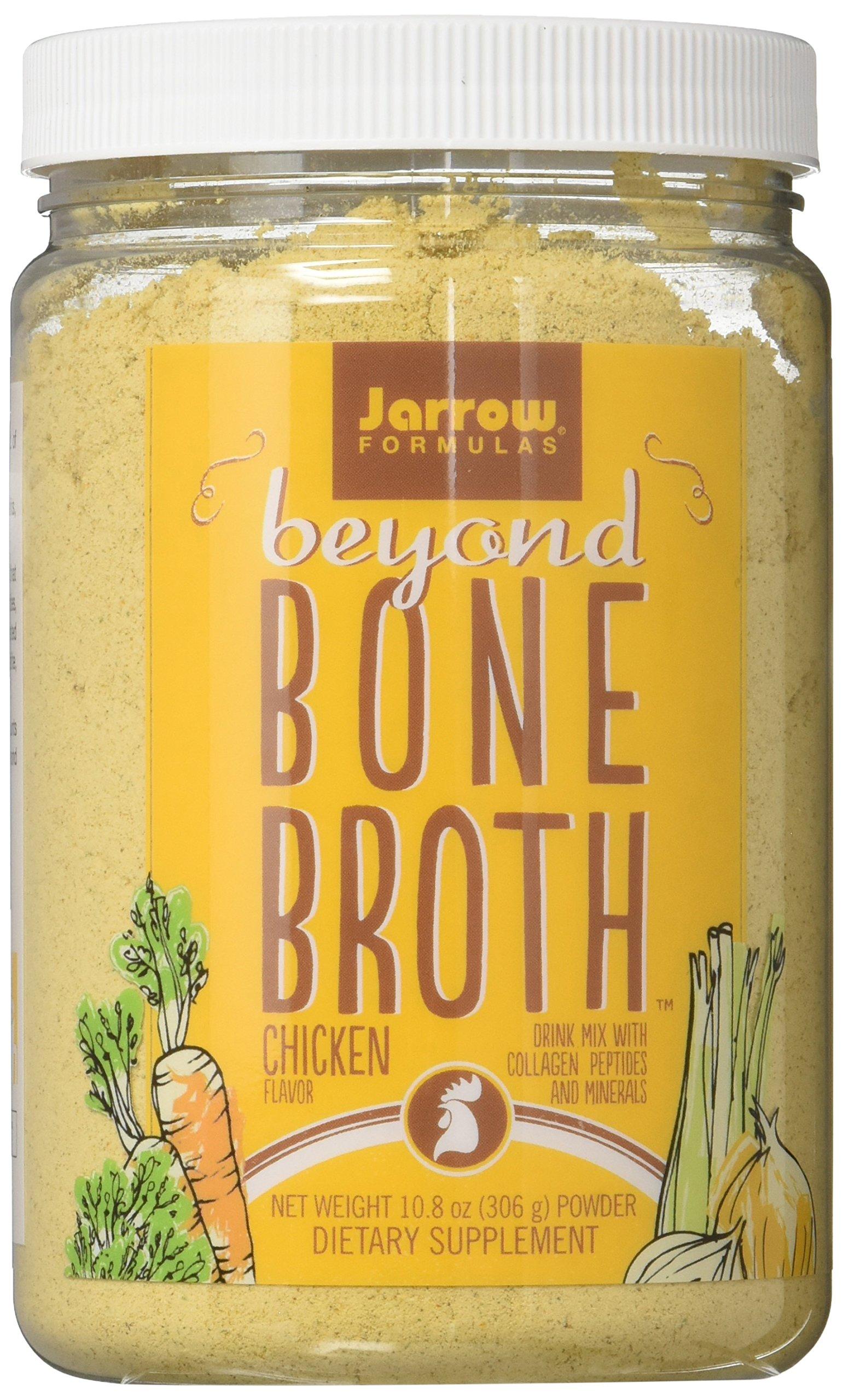 Jarrow Formulas Beyond Bone Broth, Chicken, 10.8 Ounce