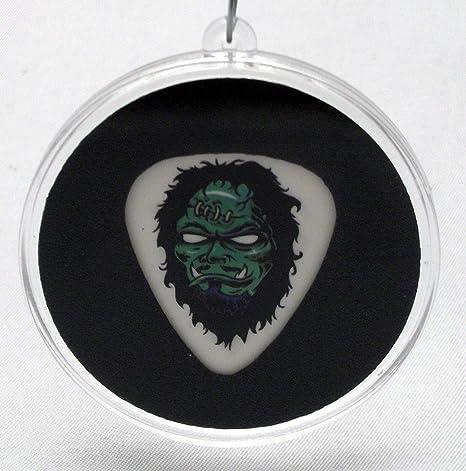 Amazon.com: Metallica Kirk Hammett Zombie Púa De Guitarra De ...
