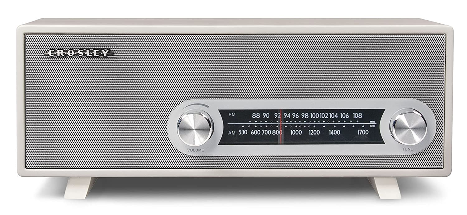 Crosley Ranchero Retro AM/FM Tabletop Radio