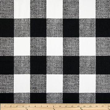 Amazon Com Premier Prints Anderson Check Black White