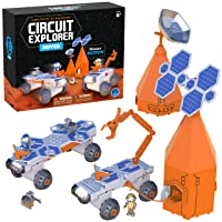 Deals on Educational Insights Circuit Explorer Rover Building Set