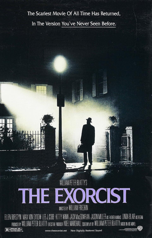 Image result for exorcist poster