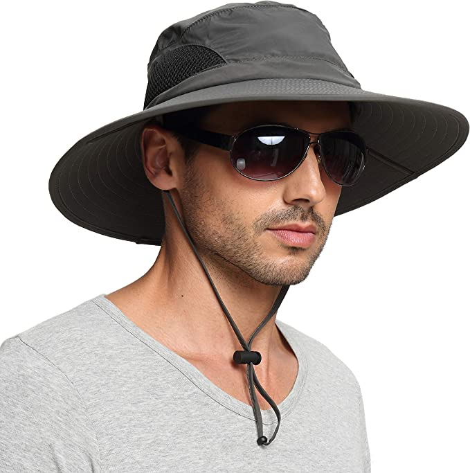 EINSKEY Sun Protection Wide Brim Bucket Hat