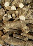 Horseradish Roots Natural Organic, 1 pound , Ready For Planting or Preparing As Sauces or Dressings etc. JACOBS LADDER