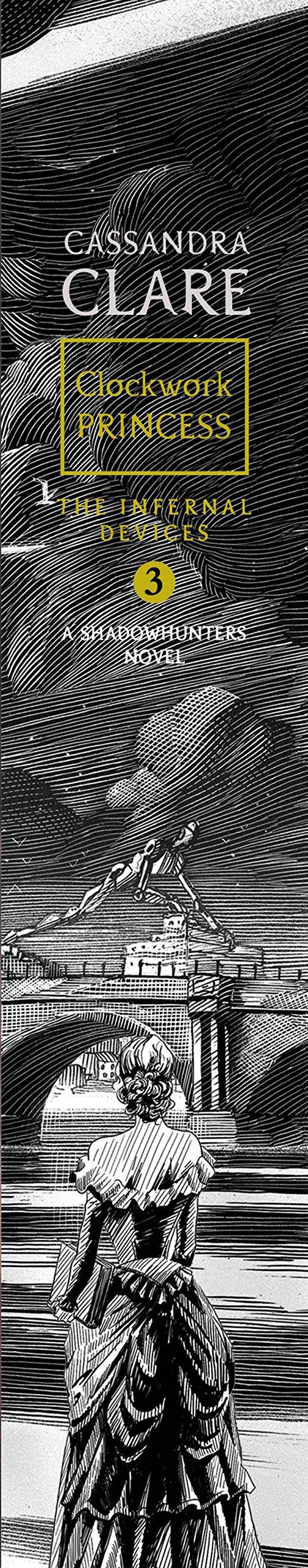 Amazon: Clockwork Princess (the Infernal Devices) (9781481456036):  Cassandra Clare: Books