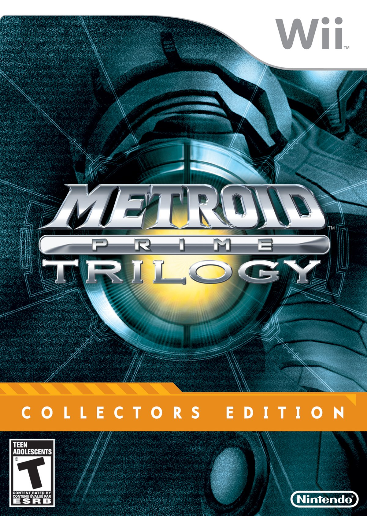 Metroid Prime Trilogy: Collector's Edition by Nintendo (Image #1)