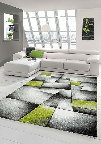 Amazon.de: Designer Teppich Moderner Teppich Wohnzimmer Teppich ...