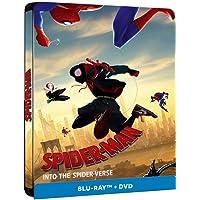 Spider-Man: Un Nuevo Universo(SteelBook) [Blu-ray]