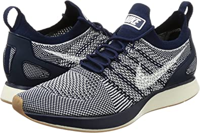 Nike Air Zoom Mariah Flyknit Racer Gris College Navy