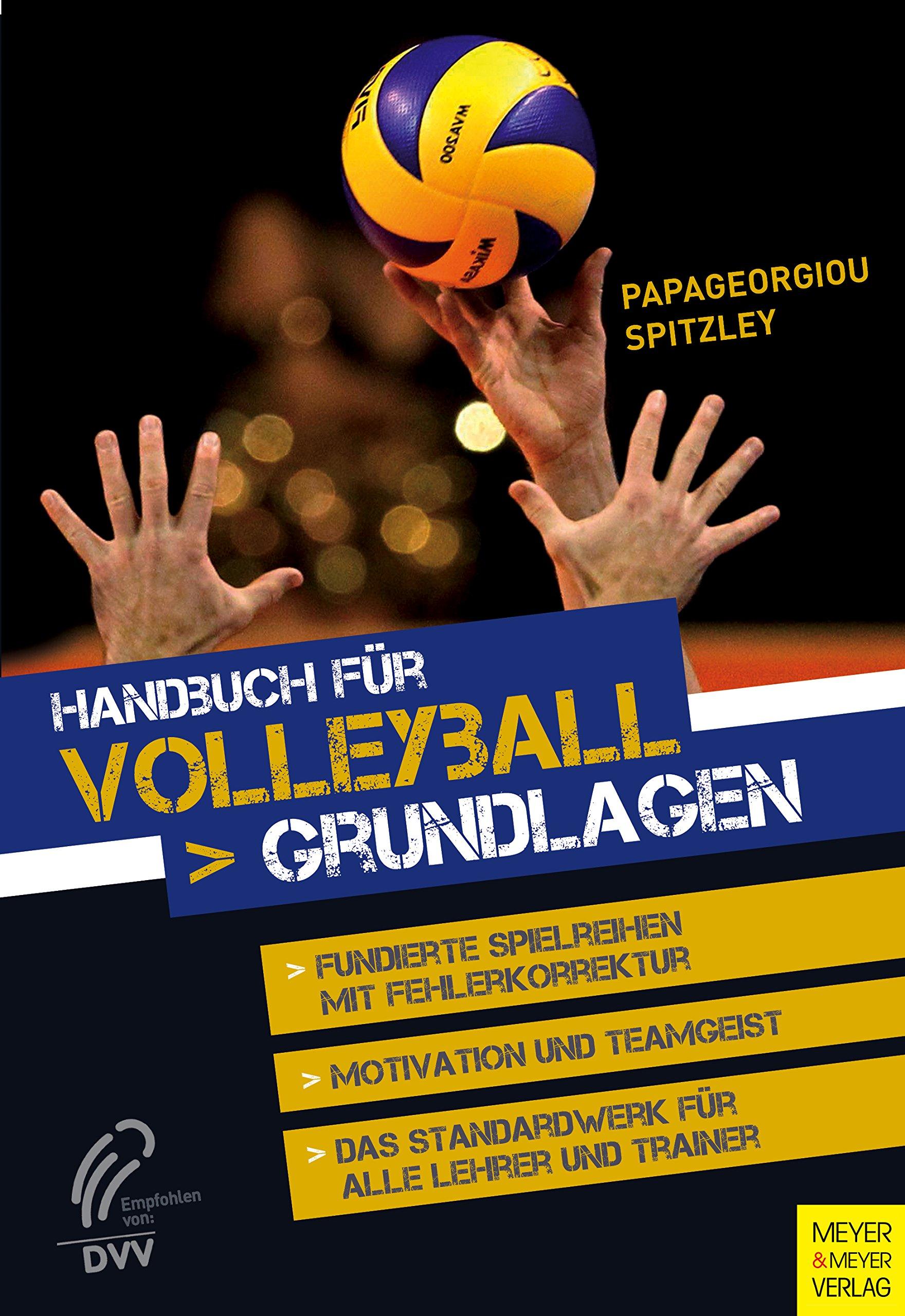 Handbuch für Volleyball: Grundlagen