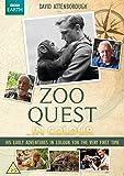 Zoo Quest in Colour: Starring David Attenborough [DVD] [2016]