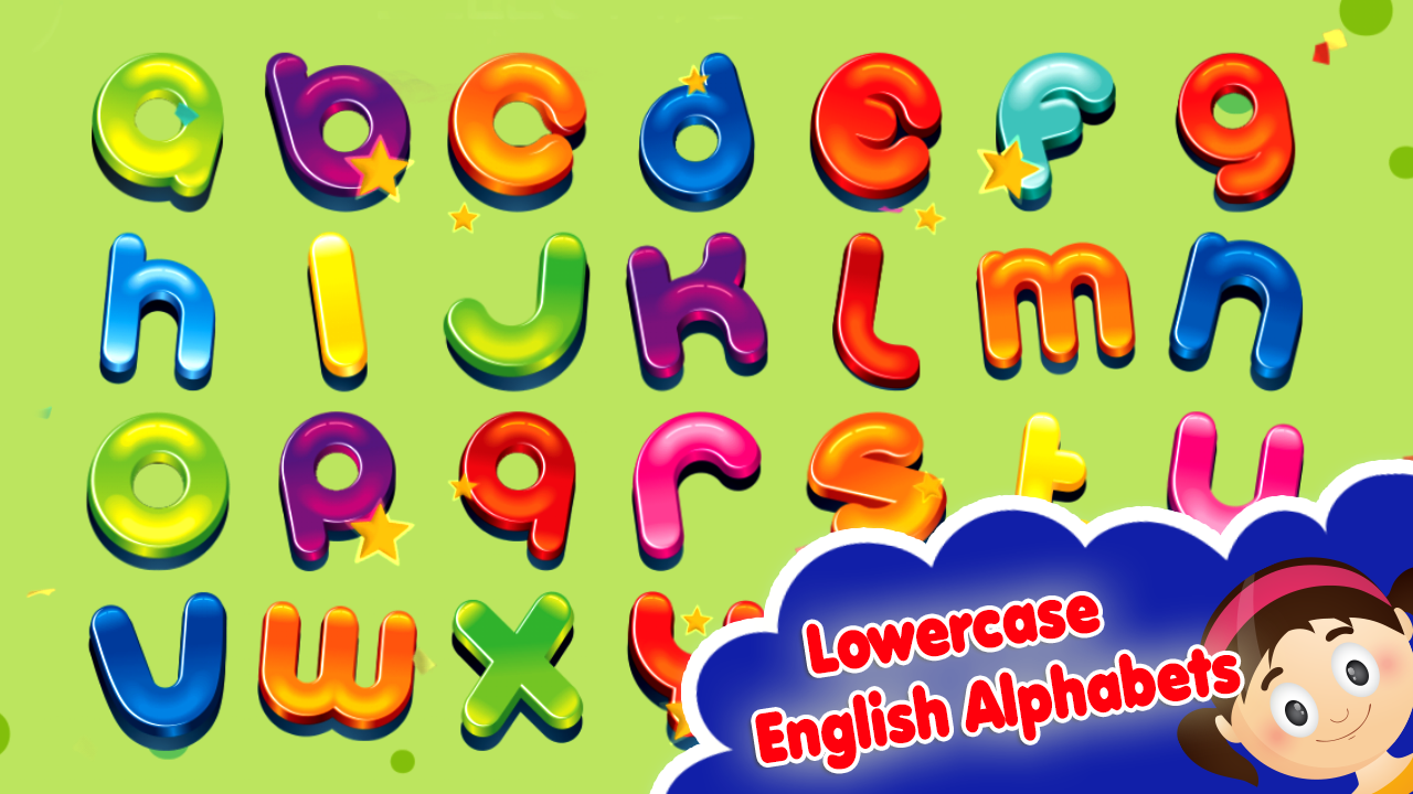 Learn abc with sounds