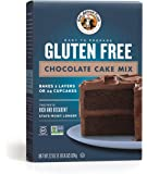 King Arthur Gluten Free Chocolate Cake Mix, 22 Ounce