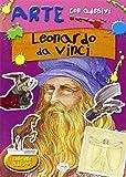 Leonardo da Vinci. Con adesivi