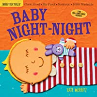 Indestructibles: Baby Night-Night: Chew Proof · Rip Proof · Nontoxic · 100% Washable (Book for Babies, Newborn Books…