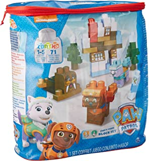 8644052ed9b2a4 Paw Patrol - 6026145 - Jeu de Construction - Sac Adventure Bay Ionix Junior  - La