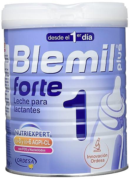 Blemil Plus Forte 1 Leche - 800 gr: Amazon.es: Alimentación y bebidas