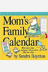 Mom's Family Wall Calendar 2020 Calendar