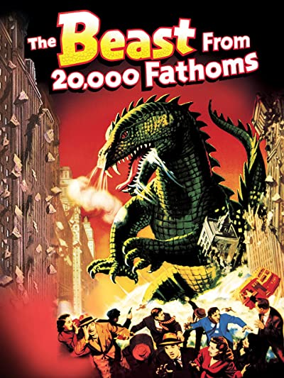 The Beast From 20,000 Fathoms directed by Eugène Lourié