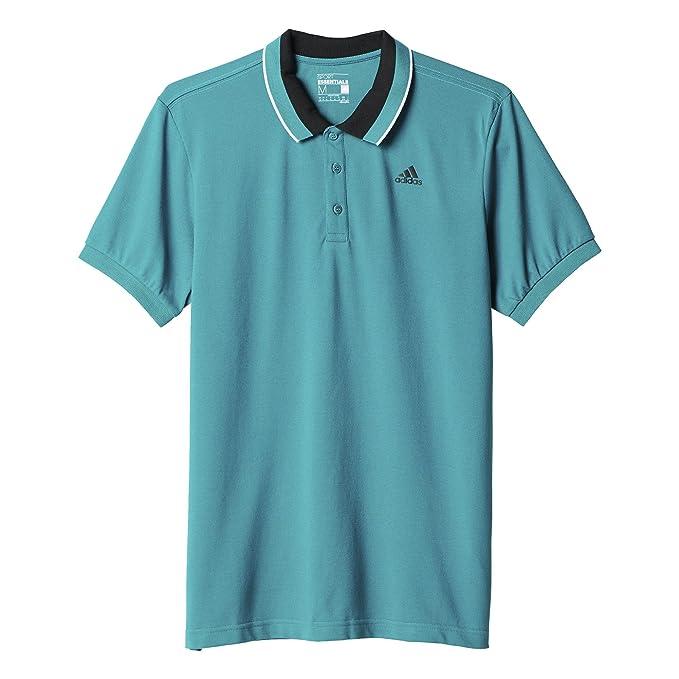 adidas ESS Polo - Polo para Hombre: adidas: Amazon.es: Ropa y ...