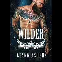 Wilder (Grim Sinners MC Book 2) (English Edition)