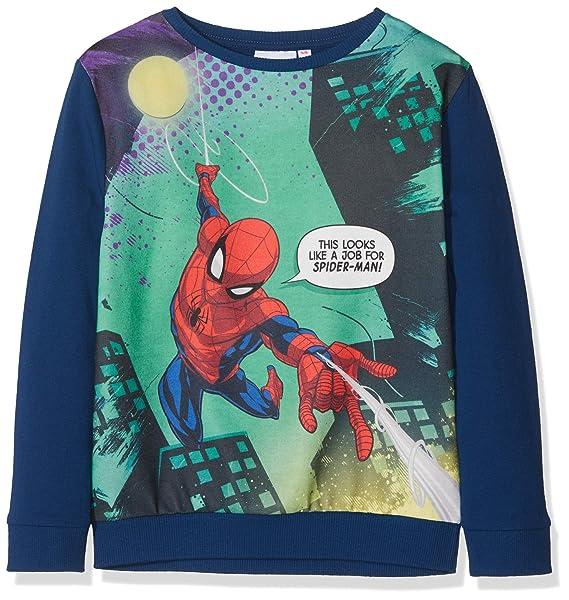 Niños 4 Sudadera Spiderman Años De FKclT1J