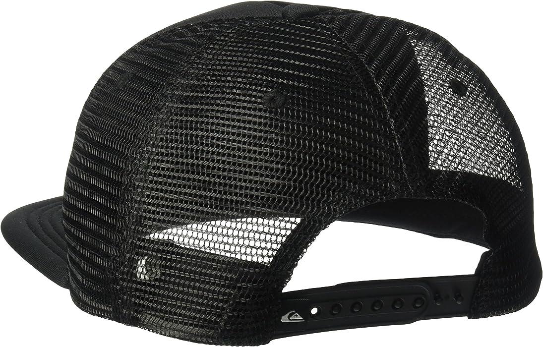7db8a10fb355c Amazon.com  Quiksilver Men s Slash Turner Hat