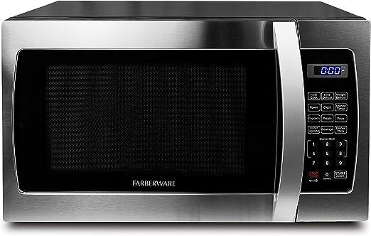 Amazon.com: Farberware Professional 1.3 Cubic Foot Horno de ...