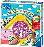 Ravensburger - 29754 - Peinture Au Numéro - Junior Mandala - Peppa Pig