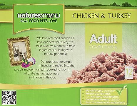 Imagen deNature's Menu - Alimento para Gatos