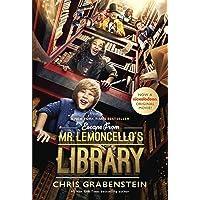 ESCAPE FROM MR LEMONCELLOS LIB: 1 (Mr. Lemoncello's Library)