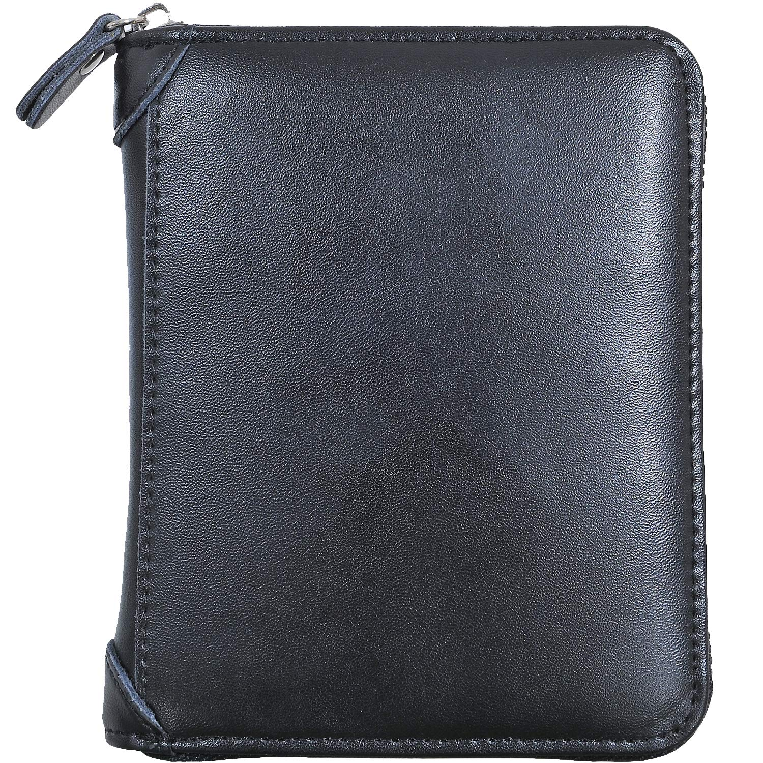 Yuhan Pretty Credit Card Holder Wallet Large Leather Passport Case 42 Card Slots