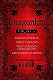 Dragonkin Bundle Books 1-4 (Dragon Kin)