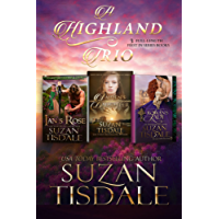 A Highland Trio: 3 Full-length First In Series Books