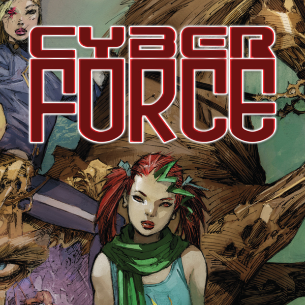 cyberforce-2012-issues-12-book-series