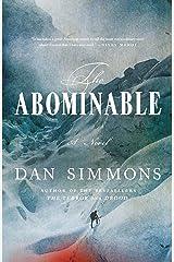 The Abominable: A Novel Kindle Edition