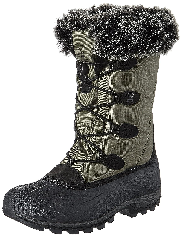 Kamik Women's Momentum Snow Boot B01N6LVYJF 6 B(M) US|Khaki