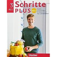 Schritte plus Neu 3: Deutsch als Zweitsprache für Alltag und Beruf / Kursbuch + Arbeitsbuch + Audio-CD zum Arbeitsbuch
