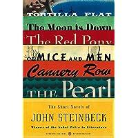 The Short Novels of John Steinbeck (Penguin Classics Deluxe Edition)