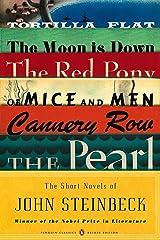 The Short Novels of John Steinbeck: (Penguin Classics Deluxe Edition) Paperback
