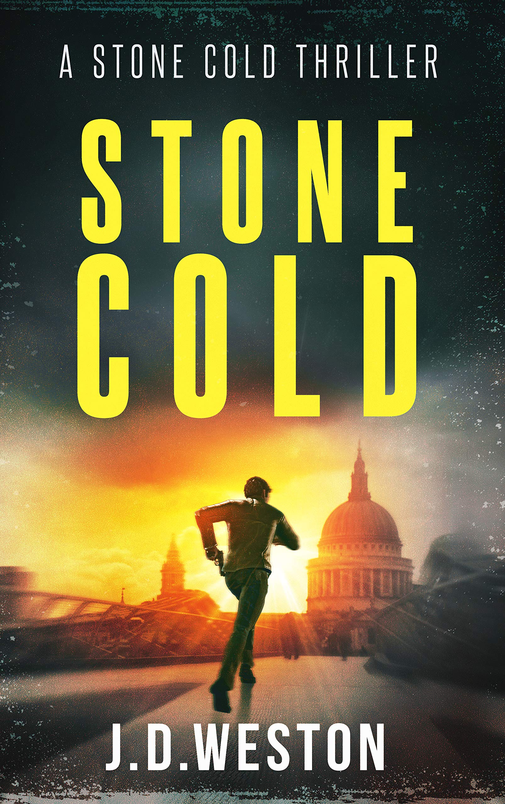 Stone Cold: A Harvey Stone Action Thriller. (Stone Cold Thriller Series Book 1)