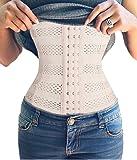 Bafully Frauen-Bauch-Abnehmen Shapewear Breath GUrtel Taille Training Cincher