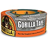 Gorilla Standard Duct Tape: 1.88 in. x 12 yds. (Silver)