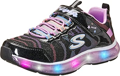 Skechers Light Sparks - Zapatillas Niña: Amazon.es: Zapatos y complementos